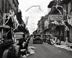 New Orleans by John Gutmann, 1937