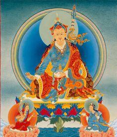 Padmasambhava,Princessin Mandarava, Yeshe Chögyal