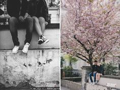 London Portobello Road | Notting Hill Engagement Shoot Alternative Wedding Photography | weheartpictures.com