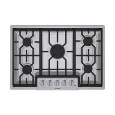 Bosch�800 Series 30-in 5-Burner Gas Cooktop (Stainless) 47,000 and only 16,000 for top burner, but highest rated in Consumer Reports--79