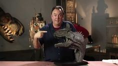 NEW WEBCOURSE!! How to Sculpt a Dinosaur with Christopher Darga