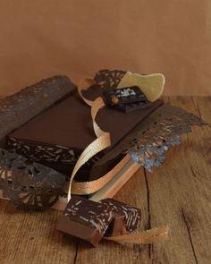 TurróN Crujiente De Chocolate Y Caramelo Salado