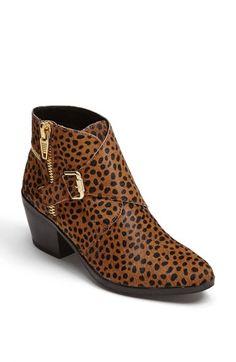 Leopard booties...Dolce Vita 'Kenzie' Boot