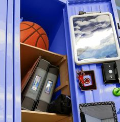 Get organized and stay organized! Shop GEDDES for hundreds of fun and affordable school supplies and locker accessories like the Eco-Shelf! Locker Supplies, Locker Kit, School Supplies, Locker Accessories, Sound Design, Staying Organized, Landline Phone, Storage Spaces, School Stuff