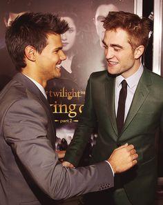 Rob and Taylor