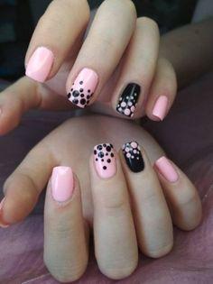 Fancy Nails, Love Nails, Pink Nails, Gel Nails, Nail Nail, Shellac, Cute Nail Art, Cute Acrylic Nails, Stylish Nails