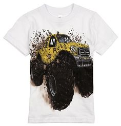 - Our Shirts run small - Order up for best fit - Realistic Vehicle Designs on soft tees - We use soft American Apparel kids t-shirts (thinner material than some brands) - Soft to the touch prints usin
