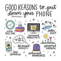 5 Ways Your Phone Could Be Hurting Your Mental Health - Amazing Self Care Tips health journal health day health wellness Digital Detox, Self Care Activities, Bullet Journal Ideas Pages, Self Care Routine, Journal Inspiration, Motivation Inspiration, Self Improvement, Self Help, Self Love