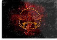 Valor Team Red Pokeball flag emblem Metal Prints #MetalPrints #metal #artprinting #digitalart #sport #gameboy #gamecube #gamecontroller #nintendo #sega #playstation #ps #ps1 #ps2 #ps3 #ps4 #retro #vintage #Pokemon #pokeball #pikachu #gengar #pokedex #monster #duelmonster #Mystic #Instinct #Valor #Articuno #Zapdos #Moltres #cartoon