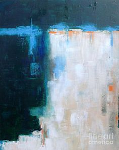 Painting - Into The Navy Blue by Vesna Antic