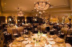 Wedding Reception Event Lighting
