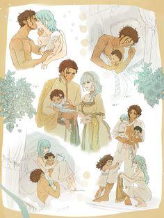 Fire Emblem Awakening, Fire Emblem Characters, Anime Characters, Fictional Characters, Fire Emblem Games, Anime Couples Manga, Art Reference Poses, Manga Art, Game Art