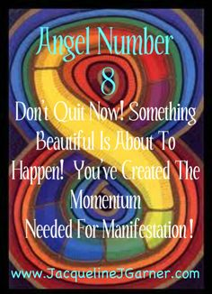 Numerology: Number 8 Meaning | #numerology #number8