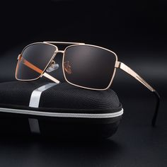 Classic fashion Polarized sunglasses Driving Male Good Quality Vintage Sun  Glasses Eyewear gafas oculos de sol 39137d0fe8