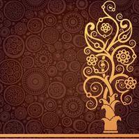 роспись стен узоры дерево - Поиск в Google
