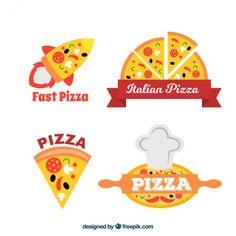 pizzeria-logos-set_23-2147570112.jpg (626×626)