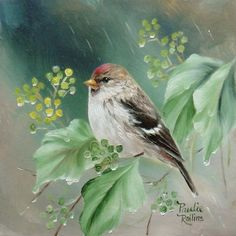 oil painting on ultra fine linen mounted on wood