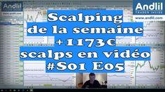 5ème semaine de vidéo #S01 E05 résultats du trading +1173€, analyse en vidéo : https://www.andlil.com/scalping-de-la-semaine-1173e-scalps-en-video-s01-e05-201981.html #andlil #bourse #trading #prorealtime
