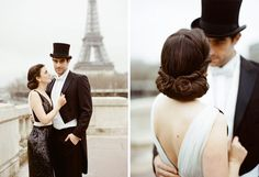 Coco-Chanel-Wedding-Inspiration-by-Christina-Brosnan-36. Read More - http://onefabday.com/coco-chanel-wedding-inspiration/