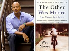 The Other Wes Moore . Read the entire book in less than 24 hours. Great read.