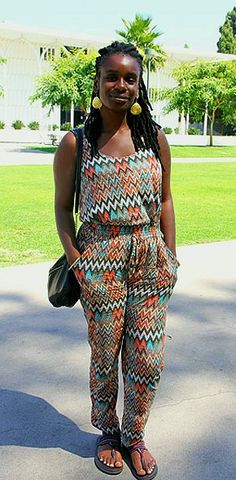 Looks on Campus: Asha – Loyola Marymount University