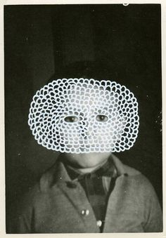 Portrait of a Young H.P. Lovecraft   Naomi Vona   felt tip pens on a vintage photograph