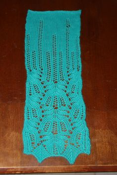 Ravelry: ItMakesYouSmile's Panna Frost swatch (img2track)