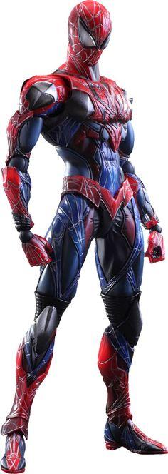 Spider-Man Variant Square Enix Figure