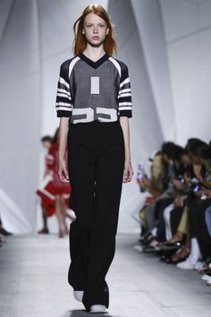 Lacoste Ready To Wear Spring Summer 2015 New York