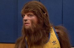 Teen-Wolf. Micheal J Fox - not the reason I grew a beard....okay maybe just a bit!!!