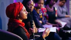 #AFRICA SWD #GREEN2STAY How female leadership is changing Africa Source: CNN Added on 1723 GMT (0123 HKT) March 15, 2016 Some of Africa's leading female entrepreneurs share their expertise at this year's New African Woman Forum