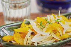 Una deliciosa receta de Oaxaca, las Rajas con Limón.