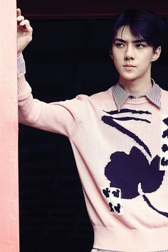 [ CROPPED ] EXO 'Love Me Right' Teaser Sehun