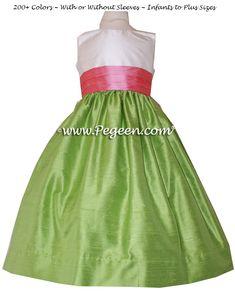 954051ead 538 Best Green flower girl dresses images in 2019 | Custom dresses ...