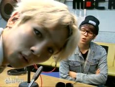 Toheart key & woohyun MBC radio program