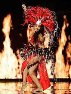 Miss Hawaii Pilialoha Gaison.