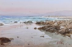 Europe, Australia - List All Works Sand Painting, Watercolour Paintings, Watercolors, Joseph Zbukvic, Art Market, View Image, It Works, Sculptures, Europe