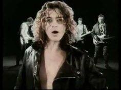 """Need You Tonight"" - INXS (1987)  One of the best 80s songs ever with its distinctive guitar groove overlaid with Michael Hutchence's sensual lyric stylings."