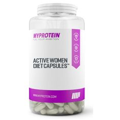 Buy Active Women Diet Capsules™ at Myprotein. We provide the US with the highest quality sports supplements at the lowest prices. Free delivery available.