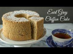 Earl Grey Chiffon Cake アールグレイシフォンケーキ • Just One Cookbook