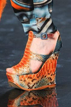 Jean Paul Gaultier Fall 2012 - Click for More...