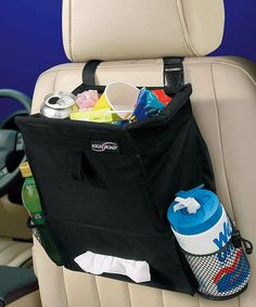Take a look at this Puff 'n' Stuff Seat Organizer on zulily today!