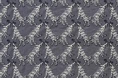 wolf & flower: textile |           minä perhonen