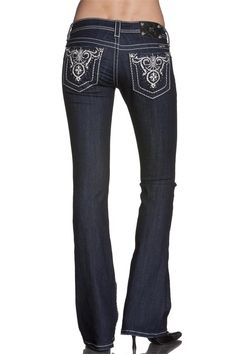 Shop the best selection of Harley-Davidson Clothing and Parts here. We also offer brands such as Miss Me, Loser Machine, Death Squad and Bell Helmets. Biker Chic, Miss Me Jeans, Denim Fashion, Jeans And Boots, Favorite Color, My Style, Pants, French, Shirts