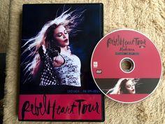 Madonna Rebel Heart Tour DVD Chicago Soundboard HQ ARTWORK