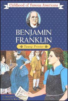Benjamin Franklin (COFA) grade 3-5