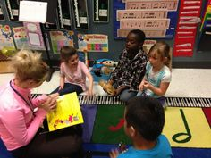 Centers: Sound Stories | Elementary Music Resources