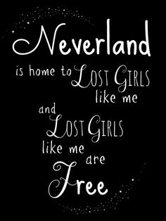 """I am a Lost Girl from Neverland. Free T-Shirt Design Lost Boy by Ruth B Tshirt design<br> I made my daughter her own special t-shirt, based off of the lyrics from Ruth B.'s """"Lost Boy"""" song, and now I'm sharing the design for free. Lost Girl, Lost Boy Ruth B, T Shirt Designs, Free T Shirt Design, Tattoo Designs, Song Lyric Quotes, Music Quotes, Music Lyrics, Friedrich Nietzsche"""