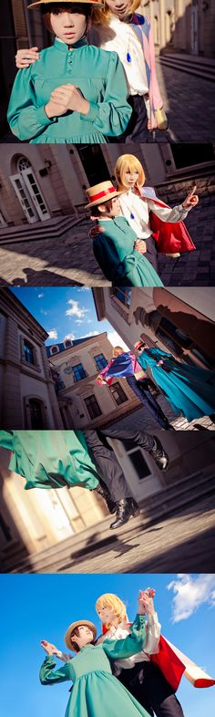 Howl's Moving Castle_let the magic fly by ~hybridre on deviantART