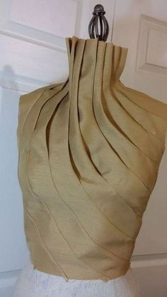 Draping - Beautiful - tucks Plus